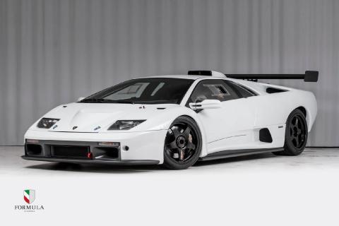 Lamborghini Diablo GTR: las fotos