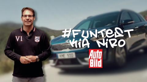 ¿Quieres participar en el #FunTest de KIA Niro y Auto Bild?