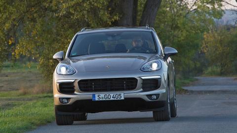 Porsche no hará ningún SUV GT