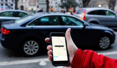 Varapalo de Europa a Uber en favor de los taxistas