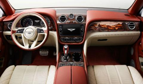 Pronto habrá un Bentley ¡con interior vegano!