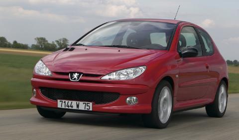 Vídeo: ¿qué pensará un estadounidense del Peugeot 206?