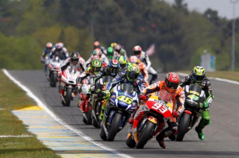 Previa MotoGP Le Mans 2017: una inesperada prueba de fuego