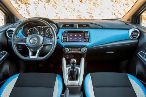 Nuevo Nissan Micra: Revolución Tecnológica
