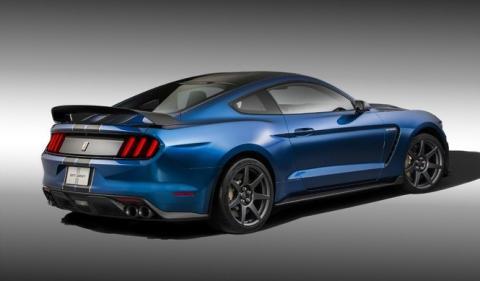 Shelby anuncia un nuevo kit de carrocería para el GT350