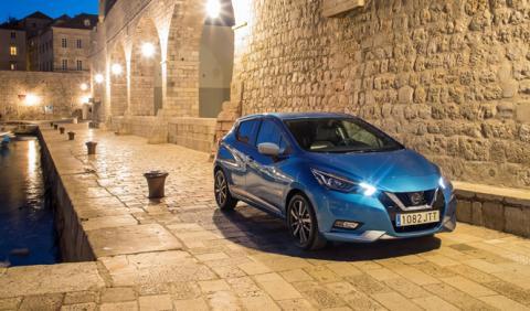 Nissan Micra: tu cómplice perfecto para la ciudad