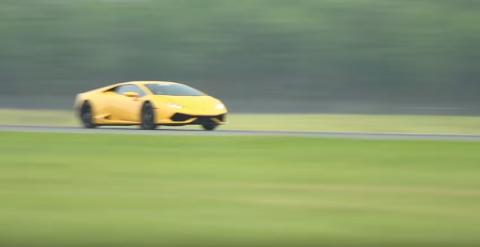 Vídeo: Lamborghini Huracan, se pone a 400 km/h en 800 m