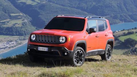 5 rivales Jeep Renegade