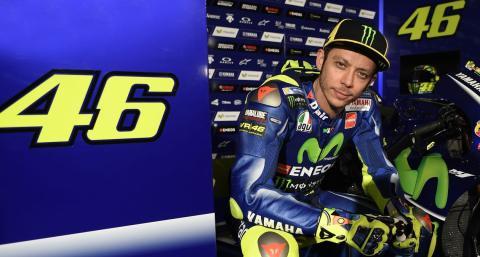 Todavía no es segura la participación de Rossi en Mugello