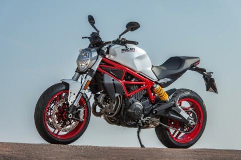 Conoce la gama Ducati 2017 compatible con el carnet A2