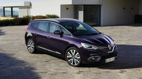 Renault Scénic y Grand Scénic Initiale París