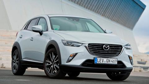 Mazda CX-3 suv compacto