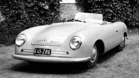 Los mejores Porsche de la Historia - Porsche 356 No. 1 Roadster (1948)