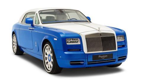 Rolls-Royce Phantom Coupé by Qasr-Al Hosn