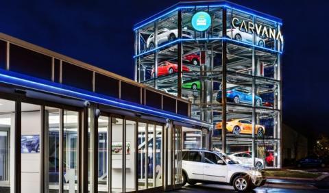 Descubrimos al creador de la máquina de vending para coches