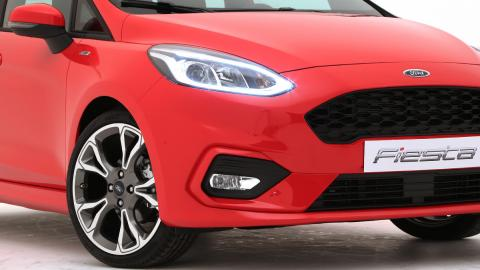 5 claves del Ford Fiesta 2017