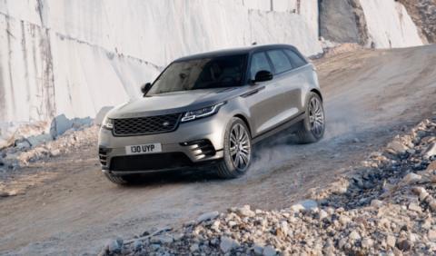 Range Rover Velar: estrena motor turbo de 300 CV