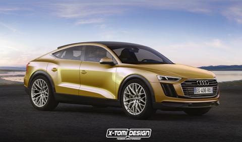 Así podría ser el Audi Q9