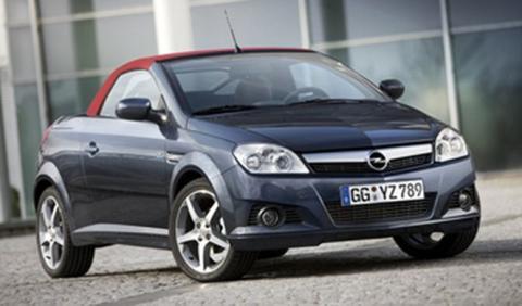 ¿Podría volver el Opel Tigra?