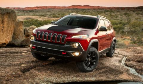 Jeep Cherokee 2018: adiós a sus peculiares faros