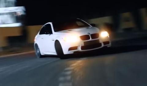 Vídeo: BMW M3 haciendo drift y a 300 km/h en las calles