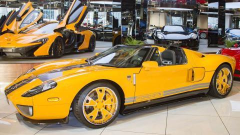 Venta Ford GTX1 Roadster 2006