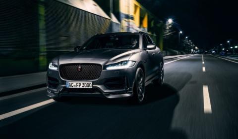 Así es el Jaguar F-Pace de AC Schnitzer