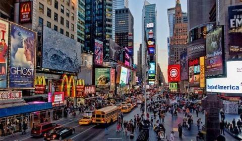 Times Square podría quedarse sin coches