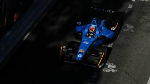 Nissan podría entrar en la Fórmula E la próxima temporada