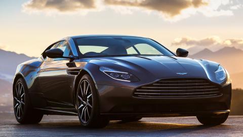 Aston Martin lanzará un rival para el Ferrari 488 en 2020