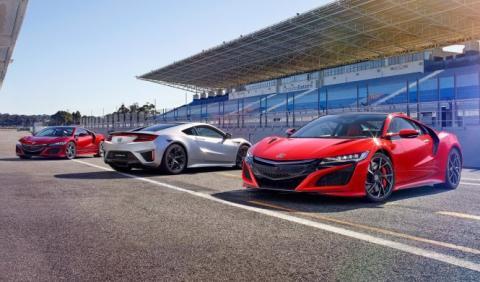 Alucina: así será el futuro Honda NSX