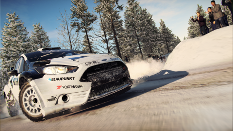 DiRT 4: Aprende a pilotar coches de rally con su academia