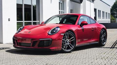 TechArt Porsche 911 Carrera GTS