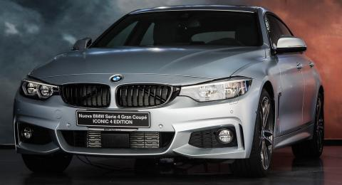BMW Serie 4 GC 'Iconic 4 Edition'