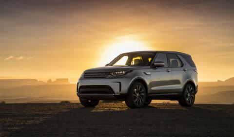 5 virtudes y un defecto del Land Rover Discovery 2017