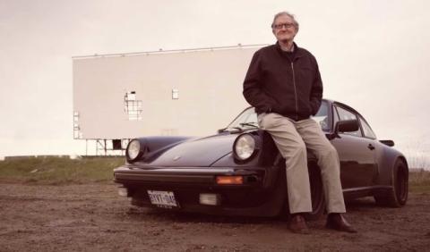 Conduciendo su Porsche 911 Turbo a diario durante 41 años