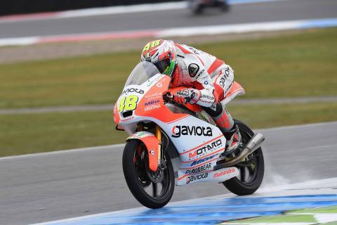 Mahindra abandonará Moto3 al final de esta temporada
