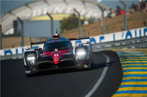 Toyota en Le Mans 2017