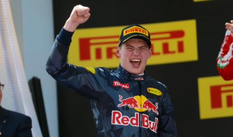 Los 10 pilotos más jóvenes en ganar en la F1