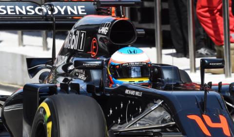 2017 podría ser el último año de Alonso en la F1