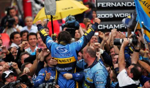 5 momentos históricos de Renault en la Fórmula 1