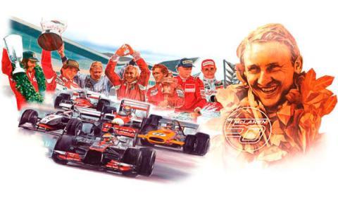 50 Aniversario McLaren