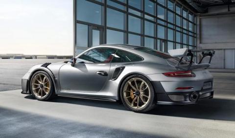 ¿Qué tiempo hará el Porsche 911 GT2 RS en Nürburgring?
