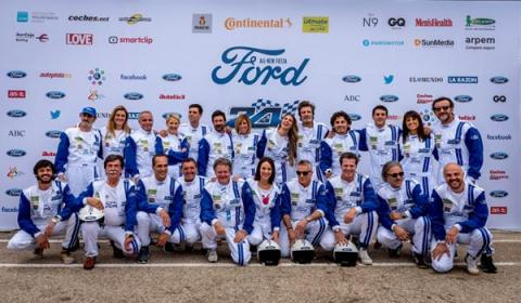 embajadores 24 horas ford 2017