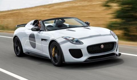 Jaguar SVO quiere un rival para el Mercedes-AMG GT