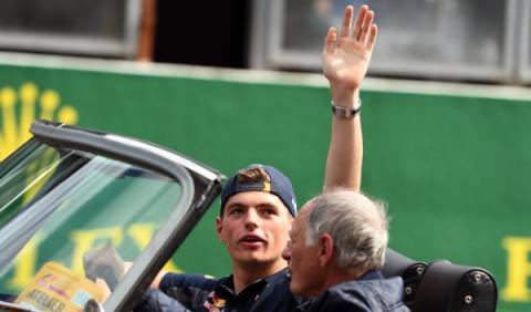 7 razones por las que Verstappen es el más odiado de la F1