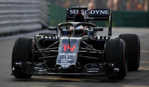 Accidente GP Australia: ¿y si Alonso hubiera llevado halo?
