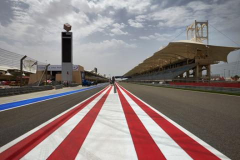 Activistas piden la suspensión del GP de Bahrein de F1
