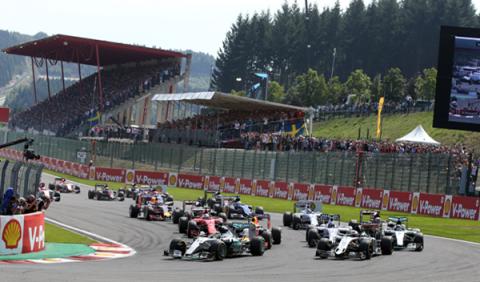 Acuerdo para desarrollar los motores F1 en 2016