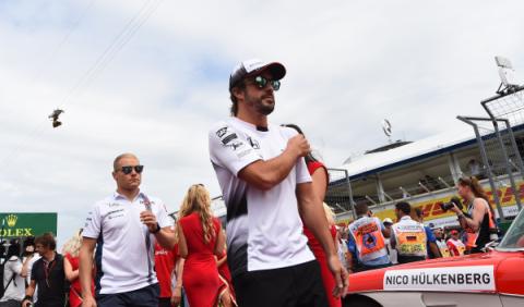 Alonso admite que le queda poco tiempo en la F1